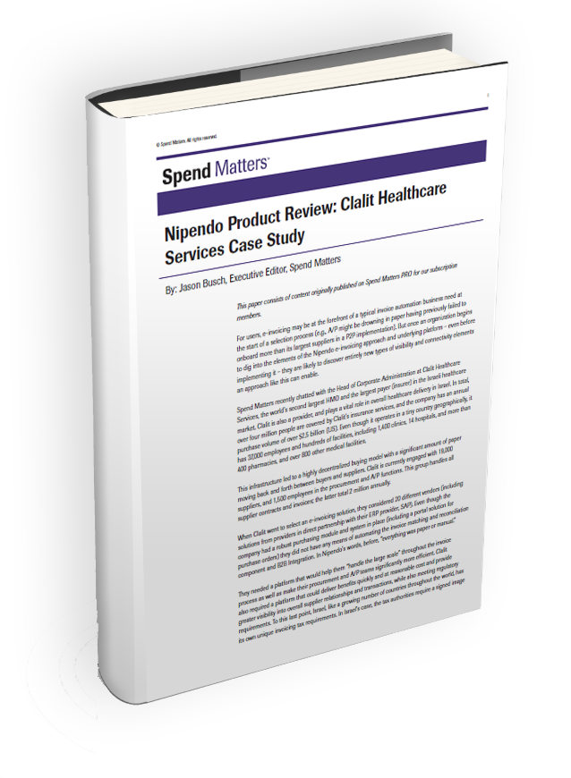 Clalit Case Study Book Cover